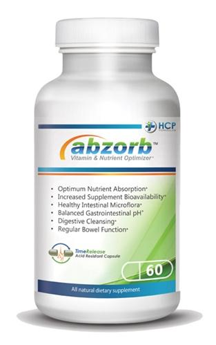 Abzorb Vitamin Amp Nutrient Optimizer 60 Capsules