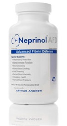 Neprinol AFD Systemic Enzyme - 300 Capsules